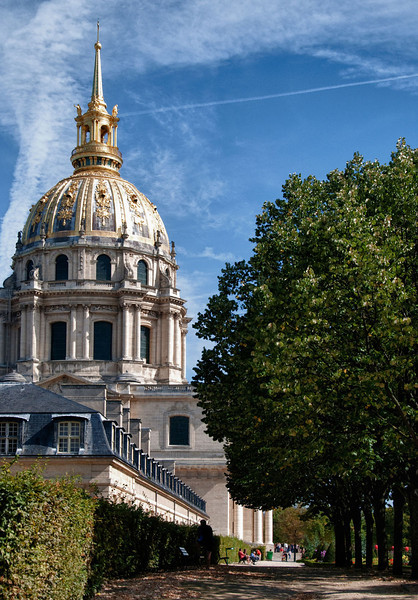 Napolean Bonaparte's tomb