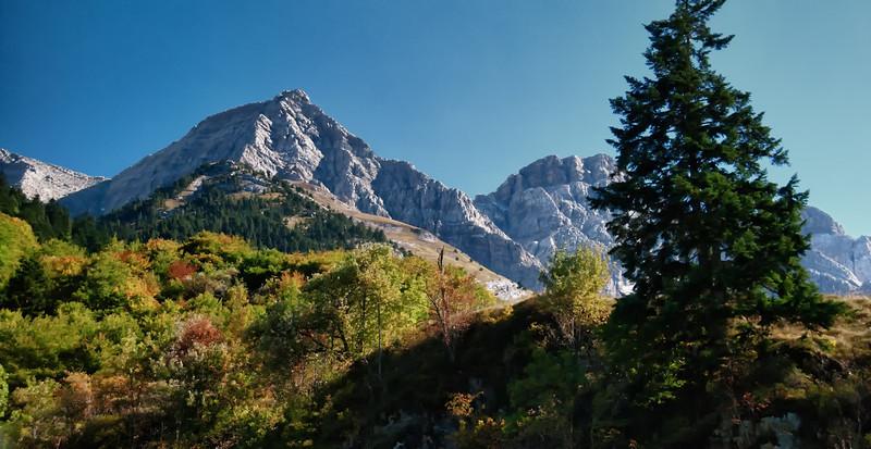 Pyrenees near Gavarnie