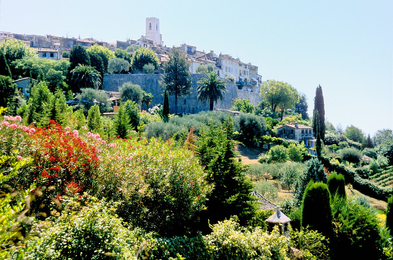 Living on the hills - near Marseilles - French Riviera