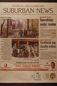 Franklin Lakes & Oakland Suburban News - 5-3-12