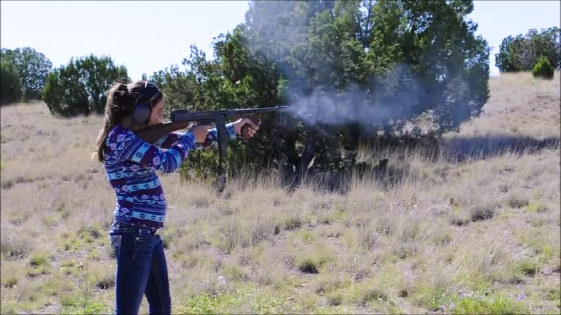 2017-0519 Tommy Gun Video (Chloe)