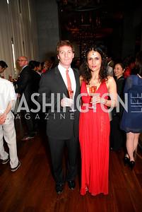 Don Rockwell, Kavita Singh, Fundraiser for Japan at City Zen, April 18, 2011, Kyle Samperton