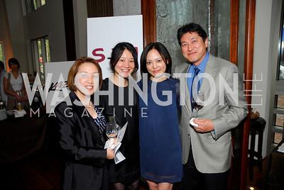 Sachiko Kuno, Reiko Hirai, Maki Fukami, Ryuji Ueno, Fundraiser for Japan at City Zen, April 18, 2011, Kyle Samperton