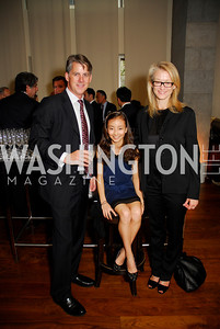 Steve Kaufman, Skye Bork, Anna McCollister, Fundraiser for Japan at City Zen, April 18, 2011, Kyle Samperton