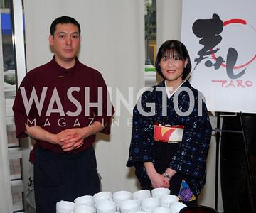 Fundraiser for Japan at City Zen, April 18, 2011, Kyle Samperton