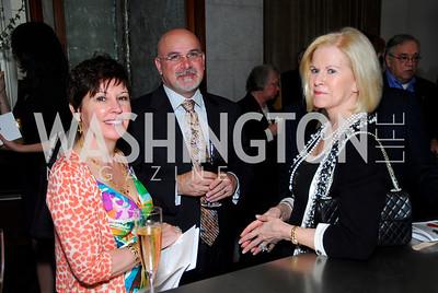 Lynne Christopher, Mark Christopher, Marti Nelson, Fundraiser for Japan at City Zen, April 18, 2011, Kyle Samperton