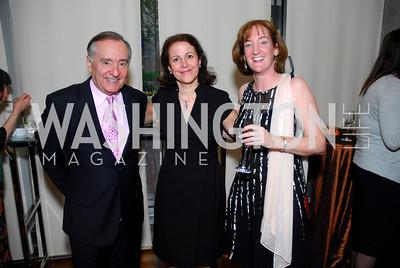 Tim Bork, Vicki Tsiliopoulos, Trish Thompson, Fundraiser for Japan at City Zen, April 18, 2011, Kyle Samperton