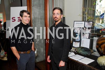Willi Singleton, Thom Flynn,Fundraiser for Japan at City Zen, April 18, 2011, Kyle Samperton