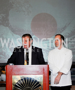Jack Garrity, Eric Ziebold, Fundraiser for Japan at City Zen, April 18, 2011, Kyle Samperton