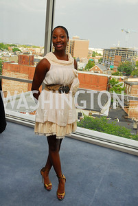 .Anyana Jordan,GM's Table of Brotherhood at D.C.Convention Center ,August 26.2011,Kyle Samperton