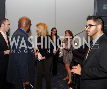 Arianna Huffington,GM's Table of Brotherhood at D.C.Convention Center ,August 26.2011,Kyle Samperton