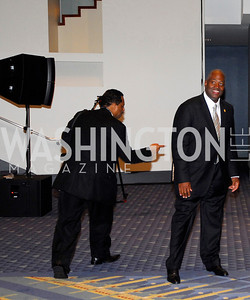 Harry Johnson,GM's Table of Brotherhood at D.C.Convention Center ,August 26.2011,Kyle Samperton