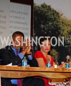 Jesse Jackson,Debra Lee,GM's Table of Brotherhood at D.C.Convention Center ,August 26.2011,Kyle Samperton