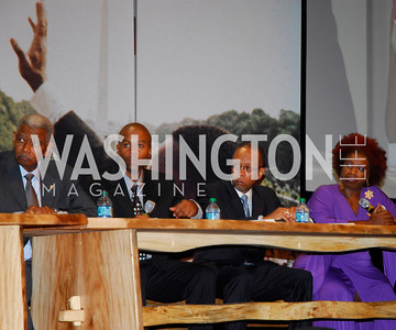 GM's Table of Brotherhood at D.C.Convention Center ,August 26.2011,Kyle Samperton
