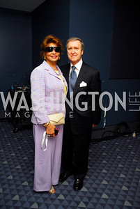 Janet Langhart Cohen,William Cohen,GM's Table of Brotherhood at D.C.Convention Center ,August 26.2011,Kyle Samperton