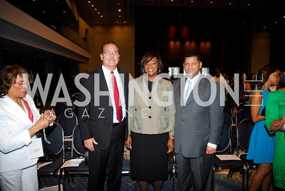 William Tigh.Lolita Fortenberry,Eric Peterson,GM's Table of Brotherhood at D.C.Convention Center ,August 26.2011,Kyle Samperton