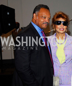 Jesse Jackson, Janet Langhart Cohen,GM's Table of Brotherhood at D.C.Convention Center ,August 26.2011,Kyle Samperton