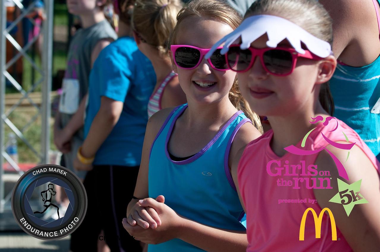 Spring 2012 Girls on the Run Chicago 5K