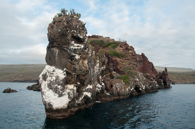 Buccaneer Cove Santiago Is. Galápagos.