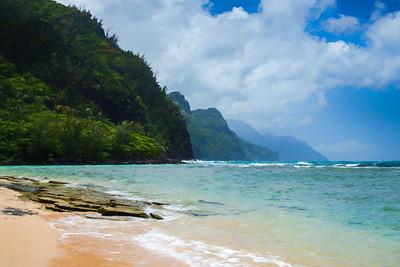 Ke'e Beach II