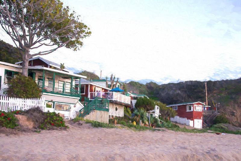 Beach Chalet II