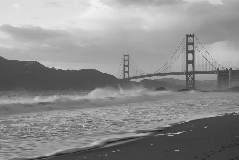 Nostalgic Golden Gate