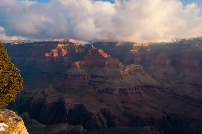 Sunrise on the South Rim