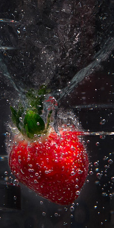 Strawberry Drop II