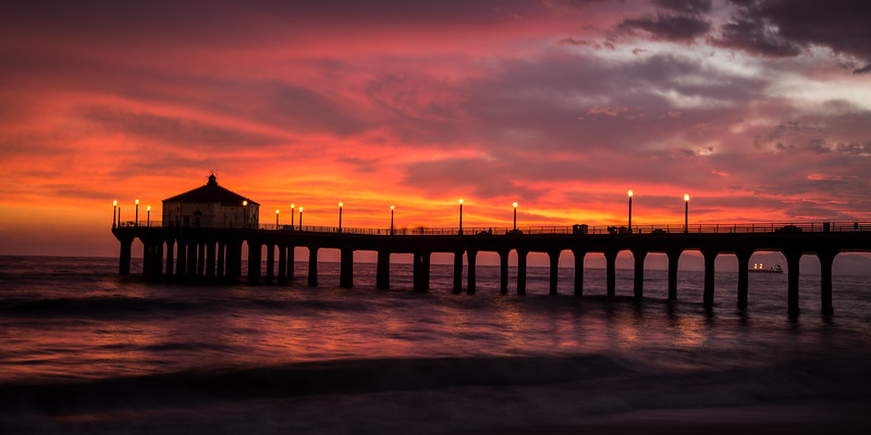 Manhattan Beach Pier II