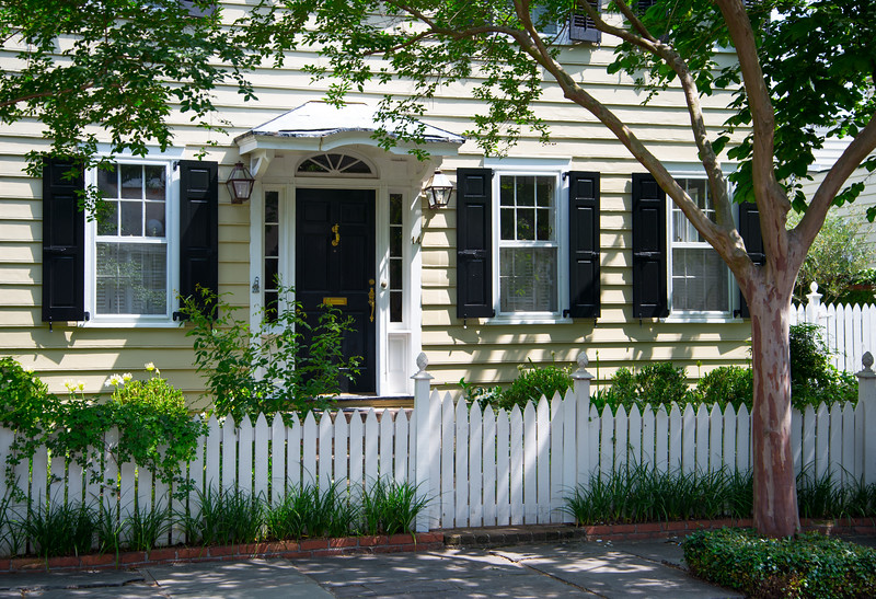 Charleston Cottage I