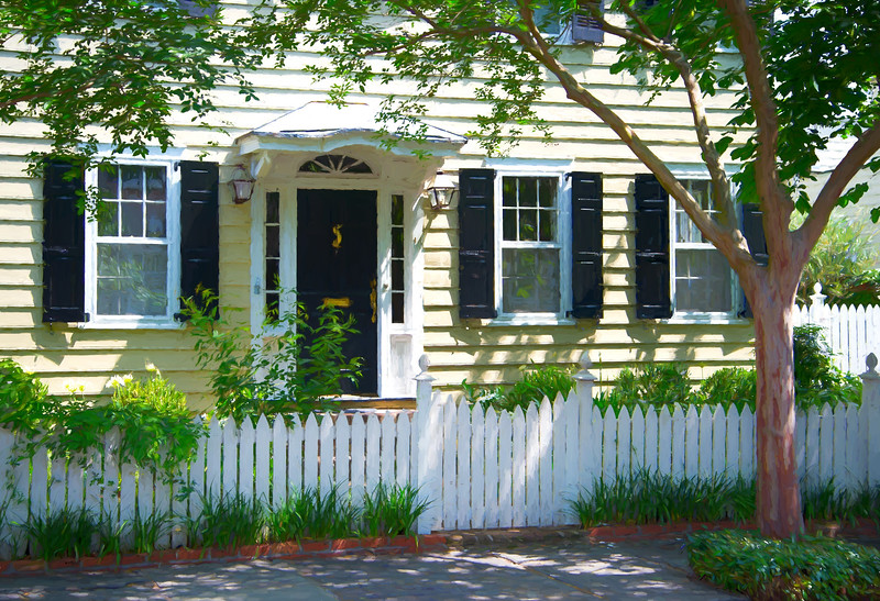 Charleston Cottage III