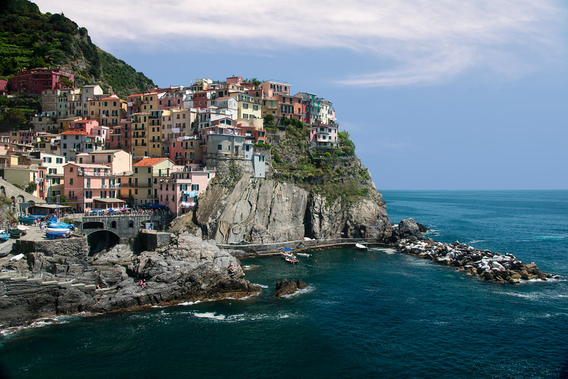 Manarola Harbor I