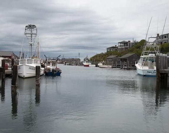 Menemsha Harbor I