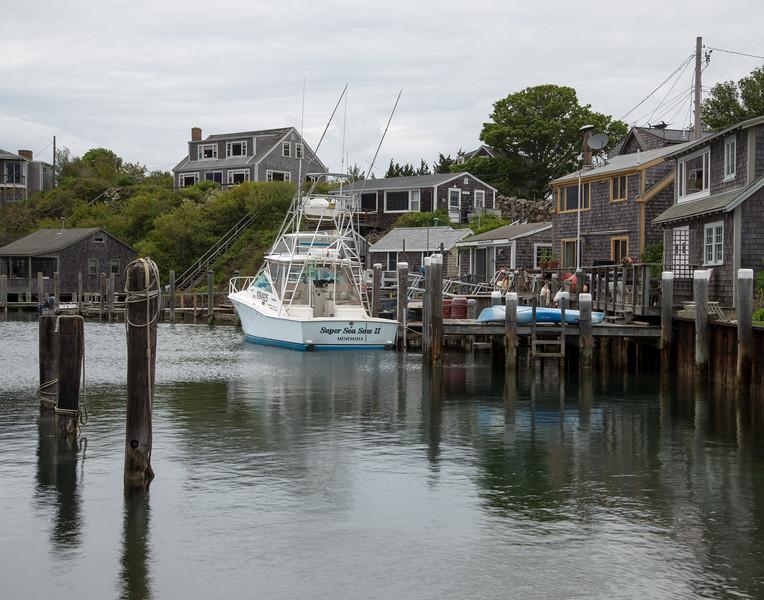 Menemsha Harbor II
