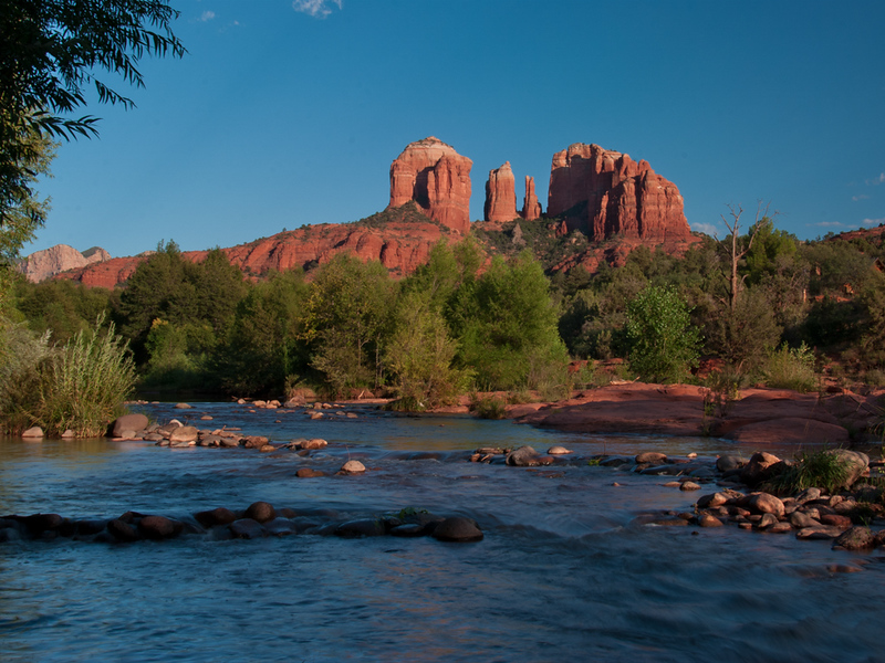 Cathedral Rock at Red Rock Crossing I