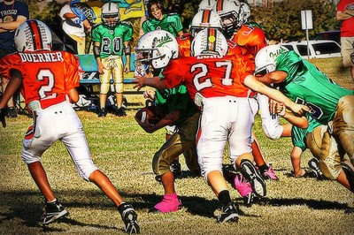 Hurricane Football 2010
