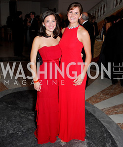 Carolina Delgado, Paige Lovejoy, Georgetown University Diplomatic Ball, April 8, 2011, Kyle Samperton