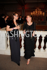Pernille Elbech, Jetta Elkjaer, Georgetown University Diplomatic Ball, April 8, 2011, Kyle Samperton