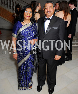 Rifat Akram, Akramul Qader, Georgetown University Diplomatic Ball, April 8, 2011, Kyle Samperton