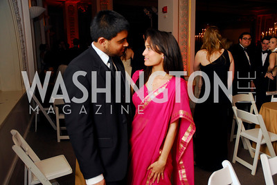 Kareen Preiva, Shreesh Prasal, Georgetown University Diplomatic Ball, April 8, 2011, Kyle Samperton