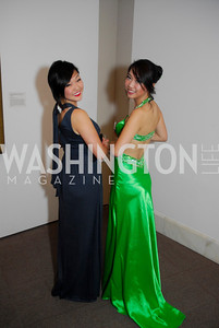Margaret Cho, Juliet Mun, Georgetown University Diplomatic Ball, April 8, 2011, Kyle Samperton