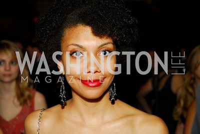 Dominque Barron, Georgetown University Diplomatic Ball, April 8, 2011, Kyle Samperton