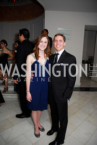 Allison Murrin, Andrew Mulligan, Georgetown University Diplomatic Ball, April 8, 2011, Kyle Samperton