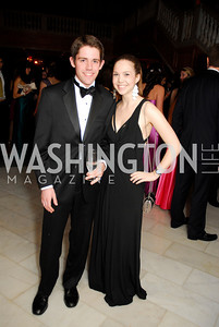 Glenn Russo, Katherine Foley, Georgetown University Diplomatic Ball, April 8, 2011, Kyle Samperton