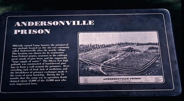 Andersonville, Ga  APR94-30