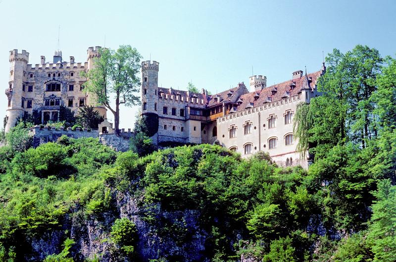 Hohenschwangau - Fussen, Germany