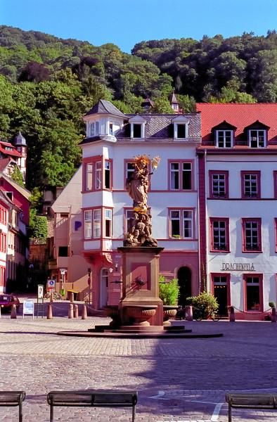 Drachenfels, Germany