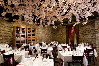 Cherry Blossom room.