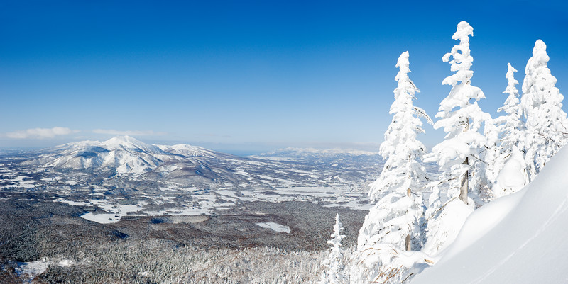 2012-01-19 - Mt. Yotei Hike