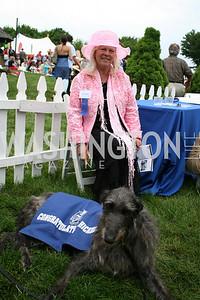 Anna Touhey & Dog